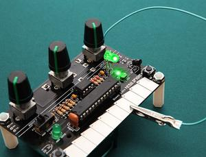 Arduino Project Theremin MP3 Download - aiohoworg